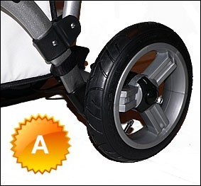 A Air wheels
