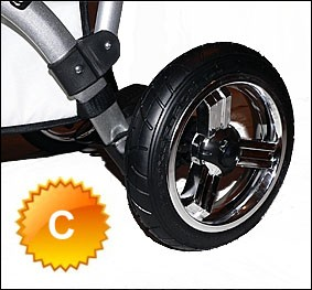 C Air wheels