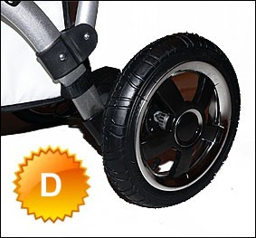 D Air wheels