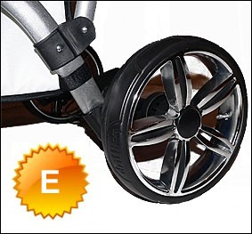 E Foam wheels