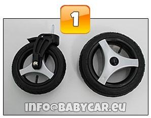 1 - air wheels