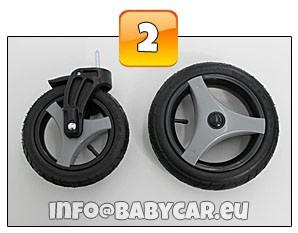 2 - air wheels