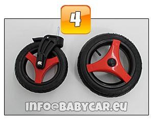 4 - air wheels