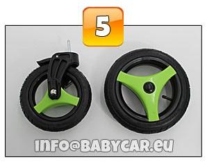 5 - air wheels