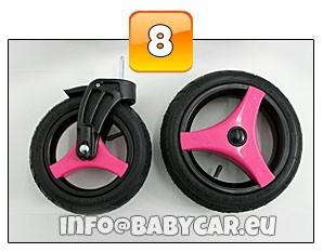 8 - air wheels