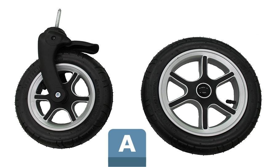 A - Air wheels