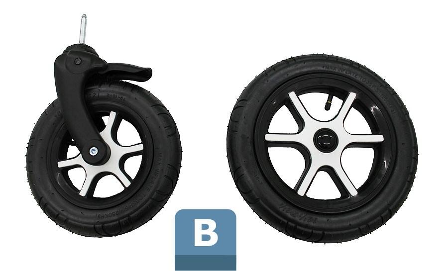B - Air wheels